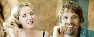 "Ethan Hawke und Julie Delpy in ""Before Midnight"" Foto: Berlinale"