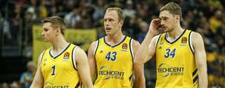 Alba Berlin in der Euroleague