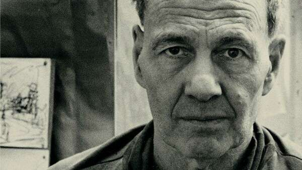 Catherine Lampert: Frank Auerbach. Speaking and Painting. Foto: Thames & Hudson