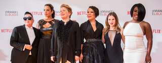 "Europapremiere ""Orange Is the New Black"""