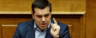Alexis Tsipras Foto: REUTERS