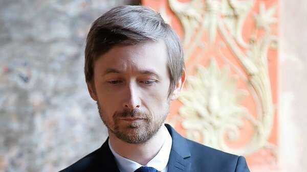 Neil Hannon is currently touring Europe with his 11th album. Foto: Raphael Neal