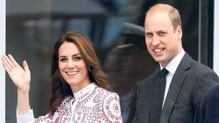 William und Kate in Deutschland