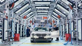 BMW expandiert in China