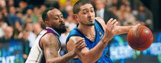 Play-offs in der Basketball-Bundesliga
