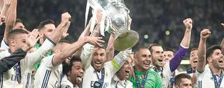 Reform der Champions League