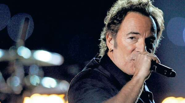 Bruce Springsteen Foto: picture alliance / dpa