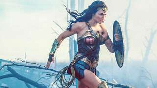 "Comicverfilmung ""Wonder Woman"""