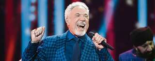 Tom Jones wird 80