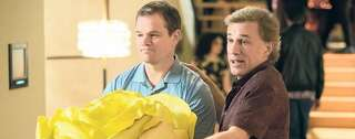 "Satire ""Downsizing"" mit Matt Damon"