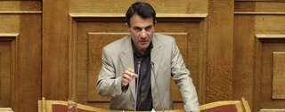 Syriza MPs challenge Tsipras with Anti-Bail-Out-Programme