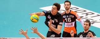 BR Volleys im Play-off-Halbfinale