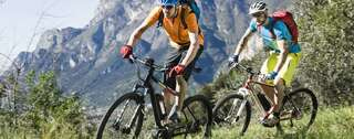 Mountainbike-Touren in den Alpen