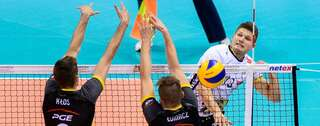 BR Volleys in der Champions League