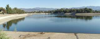 Silver Lake in Los Angeles