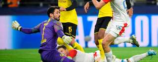 Borussia Dortmund in der Champions League