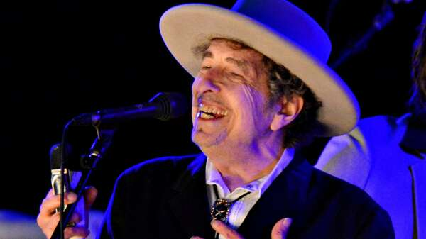 Chronist der Pop-Welt: Bob Dylan. Foto: Reuters/ Ki Price