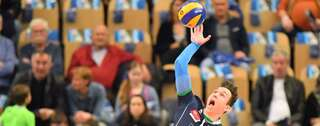 BR Volleys in den Halbfinal-Play-offs